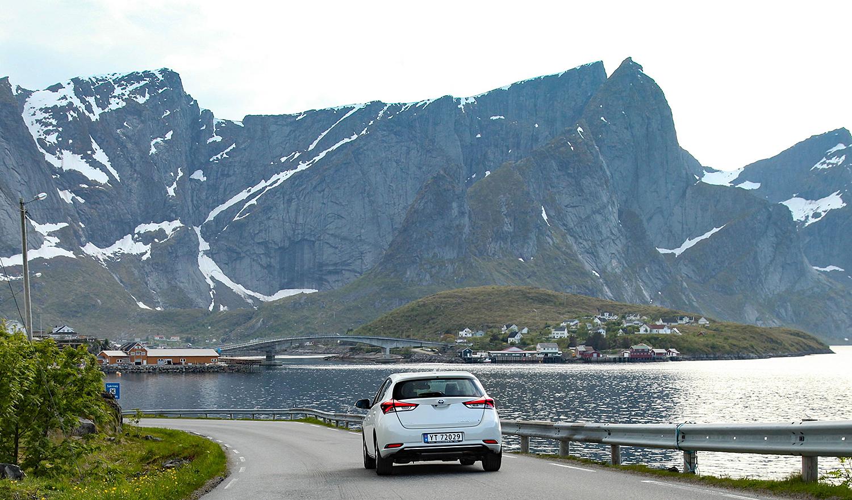 NY TRAFIKK–KANAL: 11. Januar Lanserte NRK En Ny Trafikkanel. Foto NRK