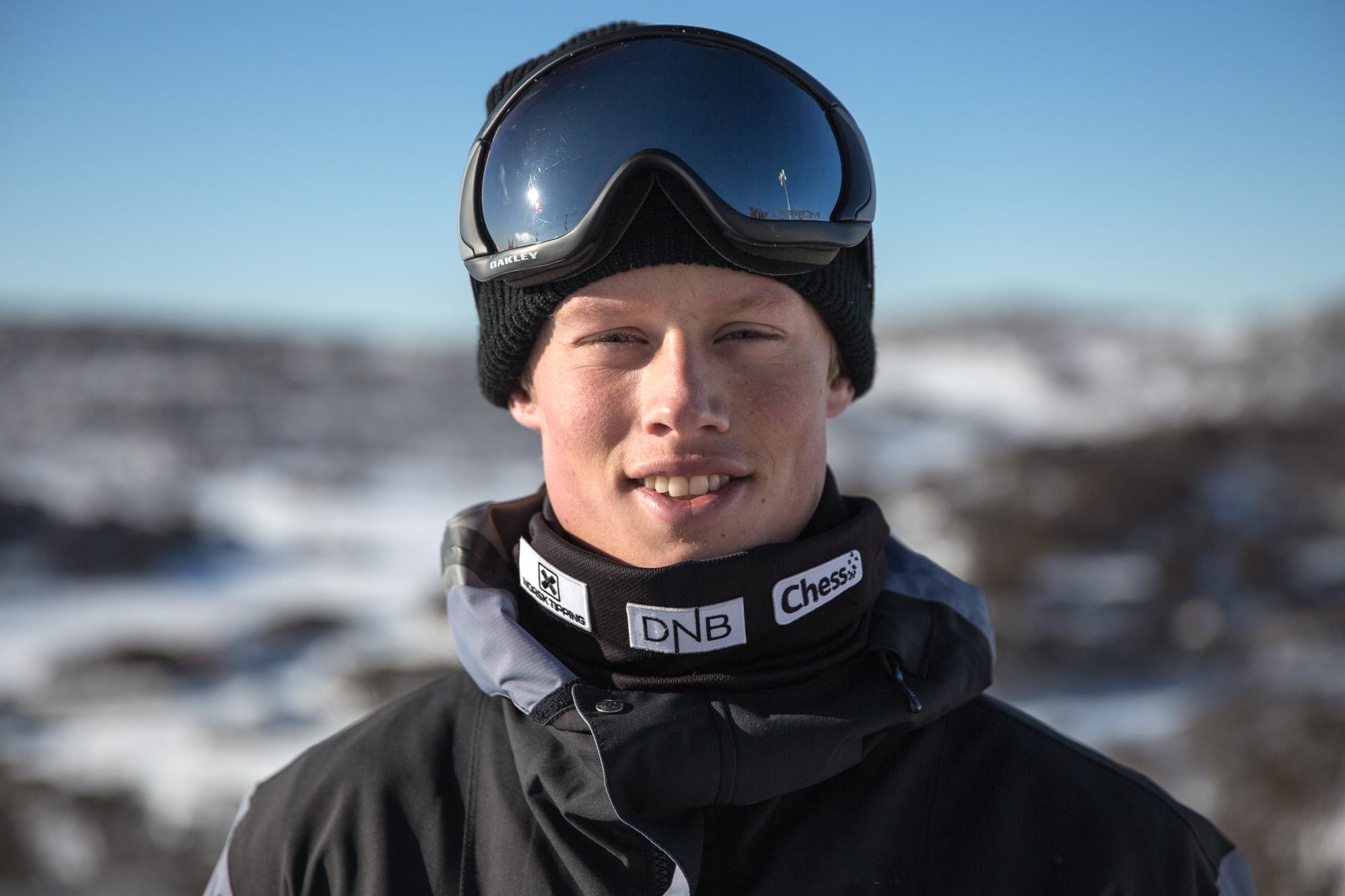 Karrierebeste For Markus Olimstad