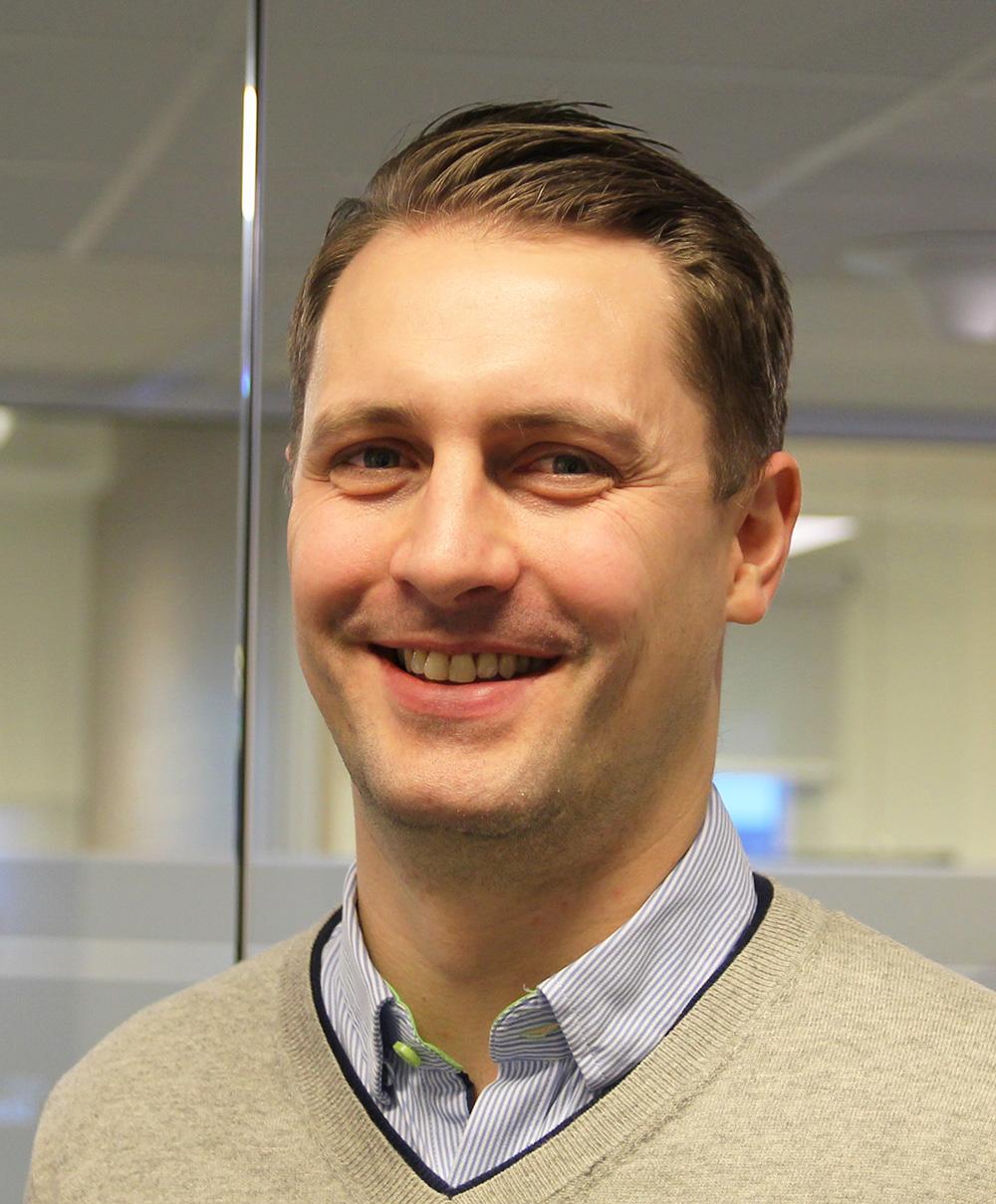 HAR TRO PÅ 2017: Direktør For ŠKODA I Norge, Thomas Meiner Har Tro På At 2017 Kan Bli Et Bra år For ŠKODA. Pressefoto.
