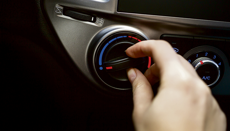 INGEN VARME? Virker Ikke Varmeapparatet, Kan Det Skyldes Dårlig Sirkulasjon I Kjølesystemet. Da Er Det På Tide Med En Rens. Foto: Colourbox