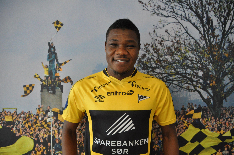 IK Start Signerer Ny Angrepsspiller
