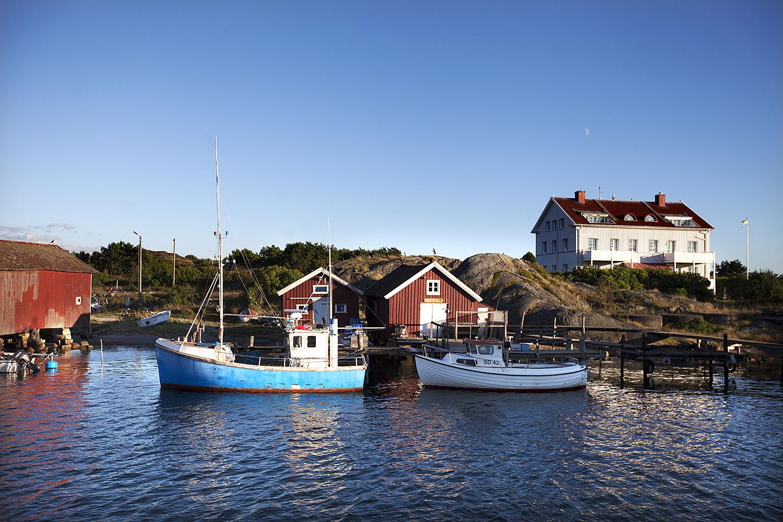 KOSTERØYENE: Kosterøyene Er En Idyllisk Perle I Skjærgården. Pressefoto
