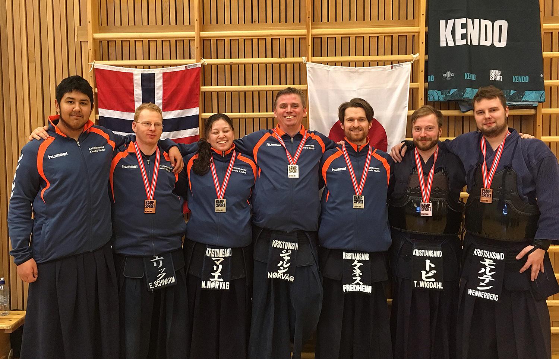Kendosølv Til Kristiansand