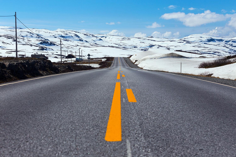 TRYGG REISE: Trygg Trafikk Oppfordrer Til å Bruke 15 Minutter På å Gjøre Feriestarten Så Trygg Som Mulig. Foto: Colourbox