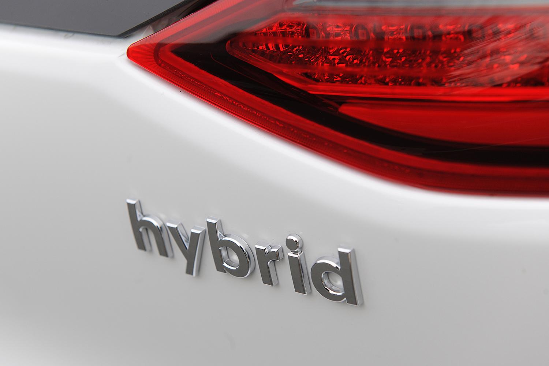 POPULÆR: 31 Prosent Foretrekker Hybridbil. Foto: Hyundai