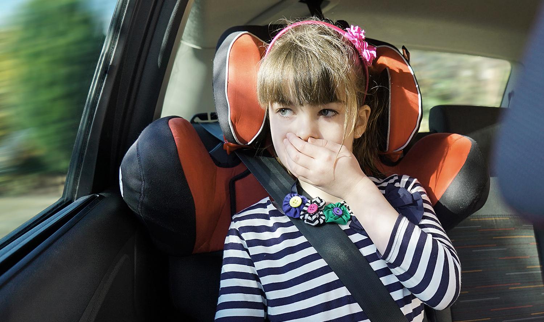 BLIR FORT BILSYK: En Ny Undersøkelse Utført Ved Fords Forsknings- Og Utviklingssenter Viser At Hele To Av Tre Personer Er Disponert For å Bli Bilsyke. Foto: Ford Norge