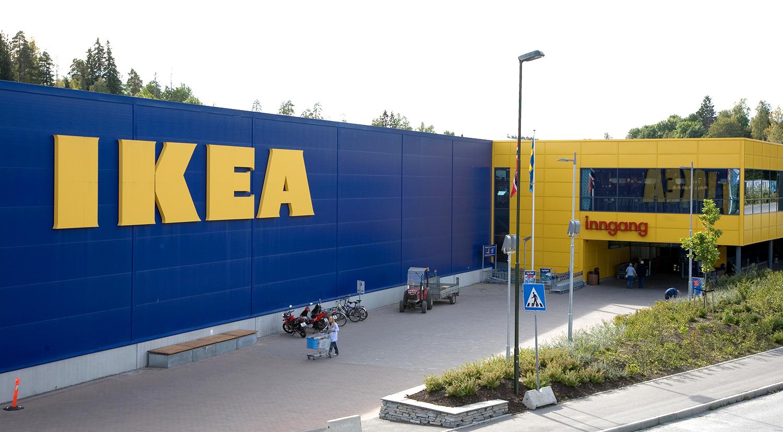 FALSK E-POST: IKEA Advarer Mot Svindelkampanjer Som Bruker Deres Merkevare. Pressefoto