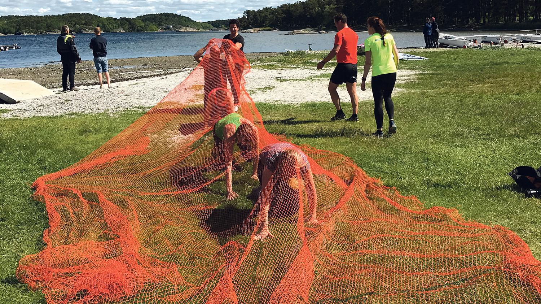 Inviterer Til Sørlandets Tøffeste Utfordring