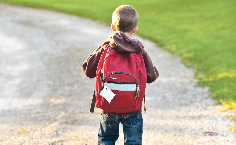 7 Av 10 Foreldre Synes Barnas Skolevei Er Trygg