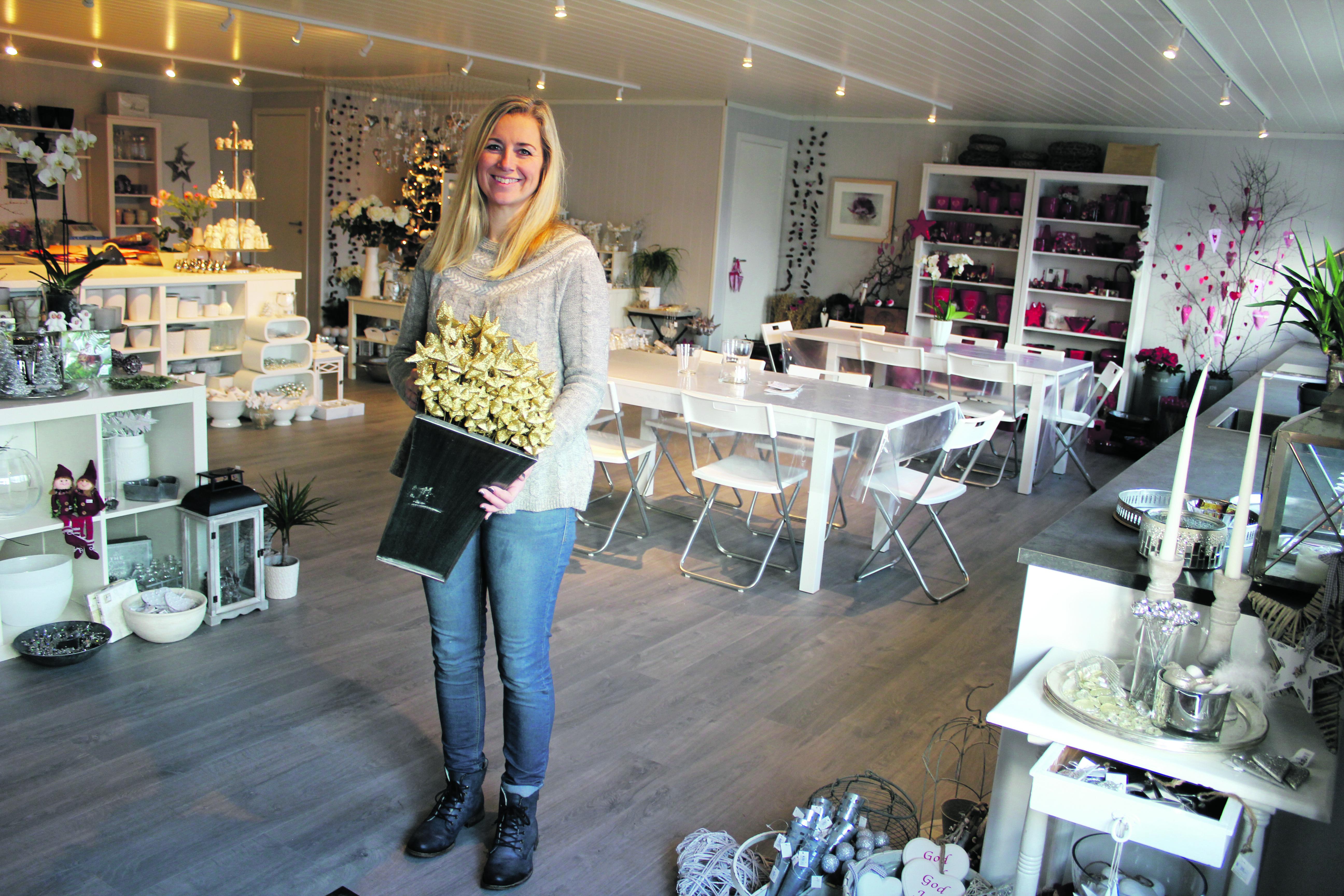 Flott Lokale: Vibeke Vesterhus Har Grunn Til å Være