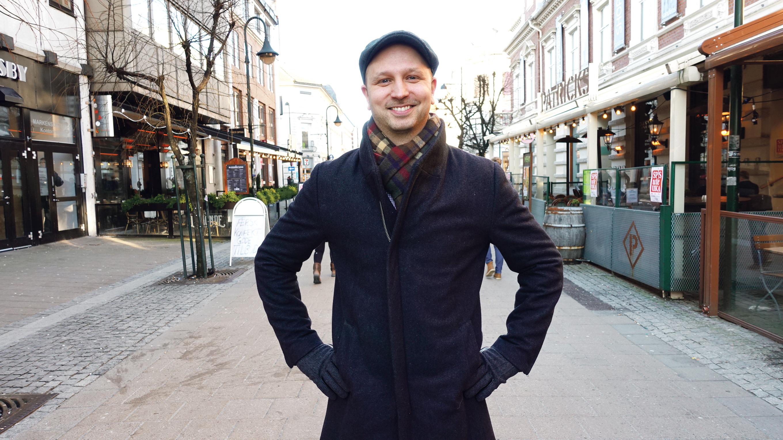 ADVARER: Geir André Strømsvold I DIGFO Advarer Virksomheter Mot å Vente For Lenge Med å Iverksette Tiltak For å Møte De Nye Kravene Til Den Nye Perosnvernloven Som Trer I Kraft 25. Mai.
