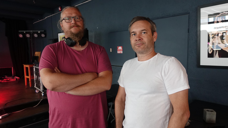 DEBUTERER MED ALBUM: Kenneth Lykkås Og Gard Tønnesland Gir Ut Rockeplate I September Under Navnet Exit Strategy No 21.