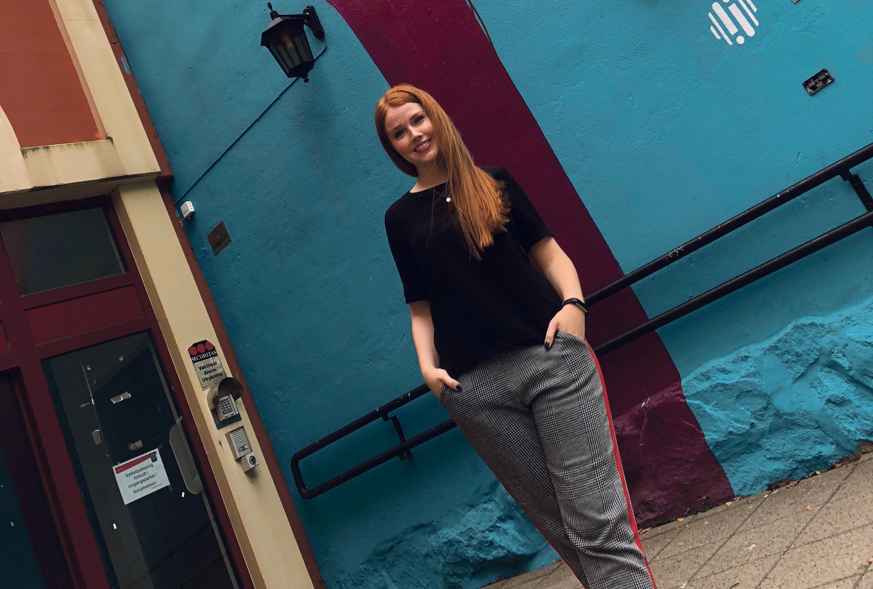 SKOLE: Karoline Rise Nøstdal Og Hennes Kolleger ønsker Barn Og Unge Velkommen Til Et Nytt Skoleår.