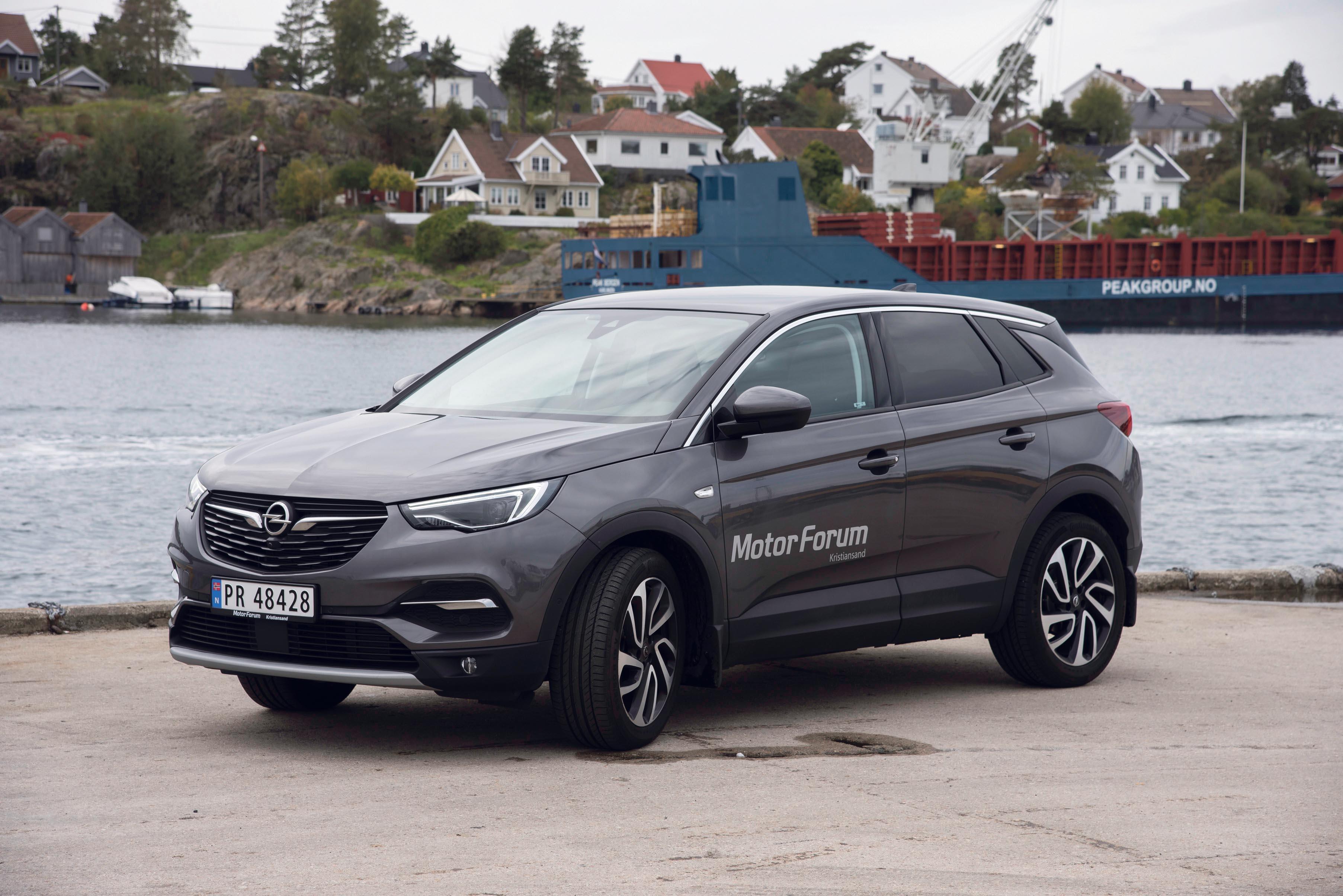 Trygt Og Godt Fra Opel