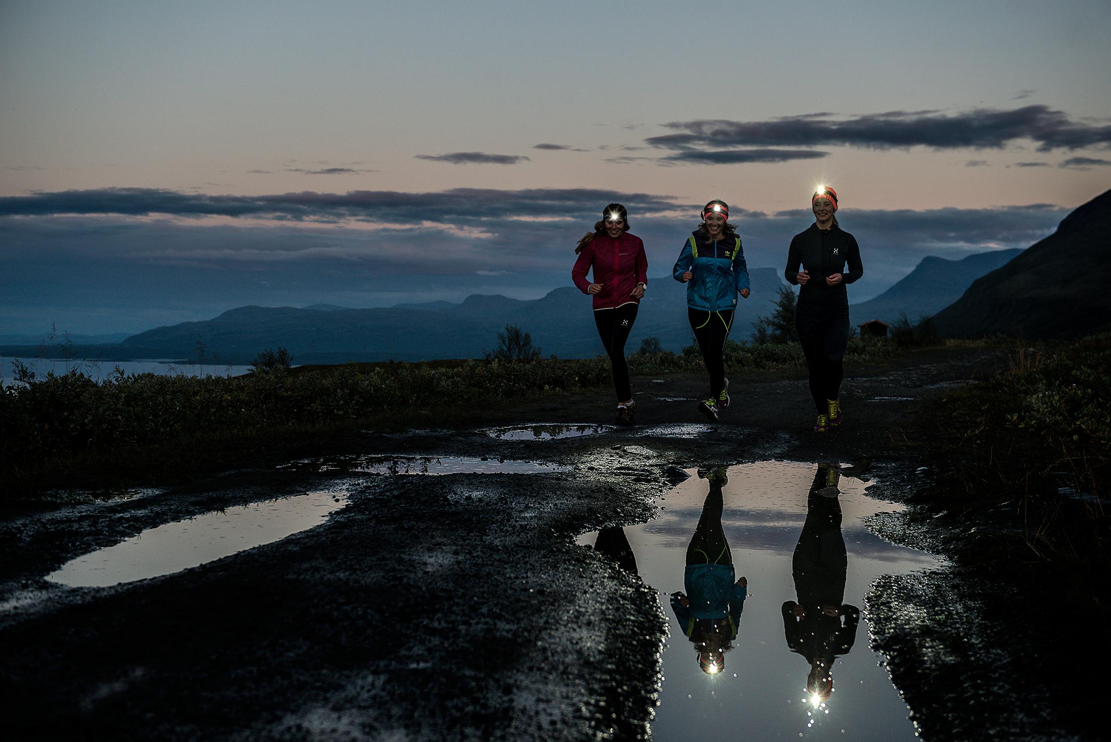 LØP SAMMEN: Den 25. Oktober Inviteres Kvinner I Kristiansand Til å Løpe Sammen Under Arrangementet Girls Night Out. Foto: Pressebilde/Silva.