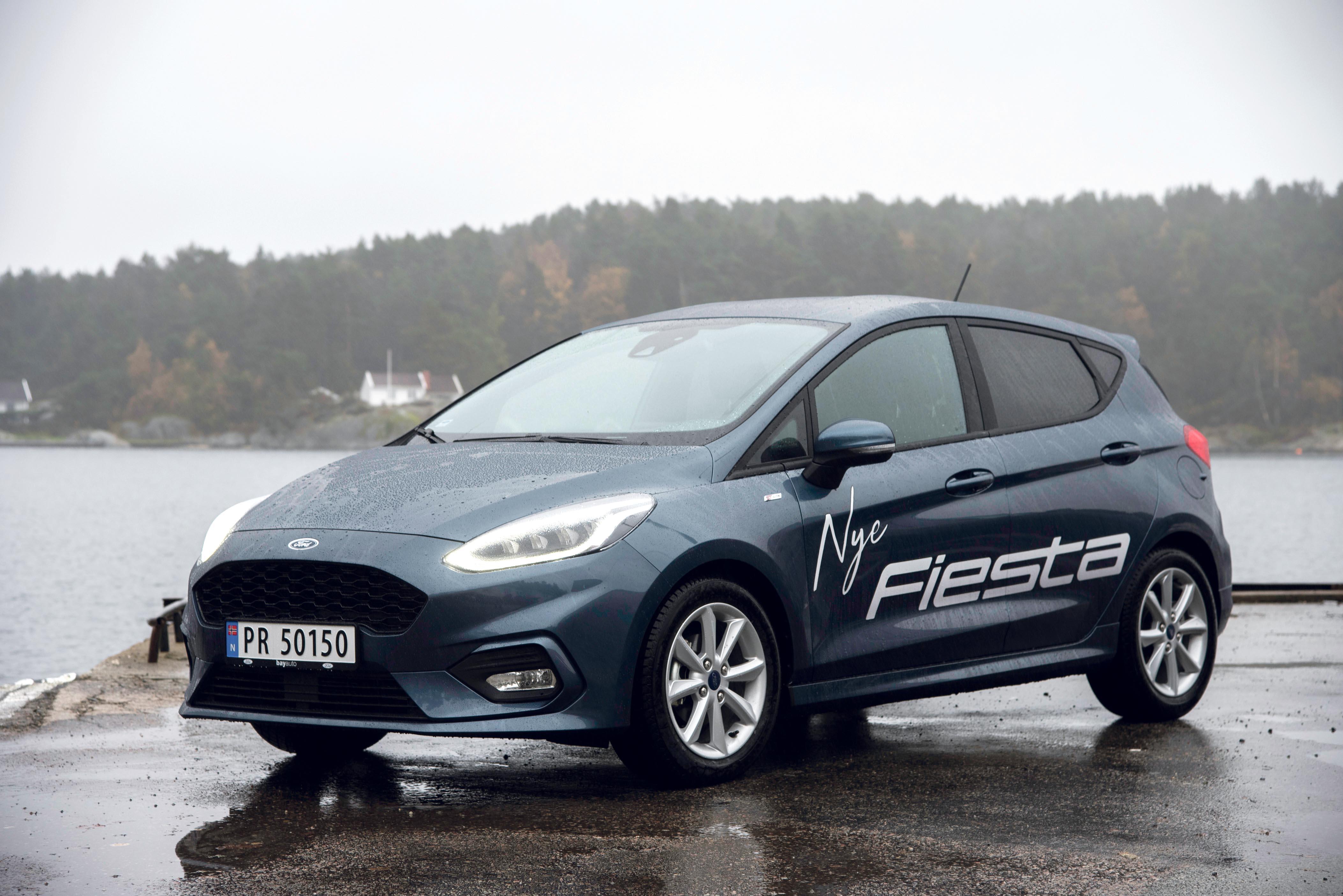 Kjøreglad Fiesta