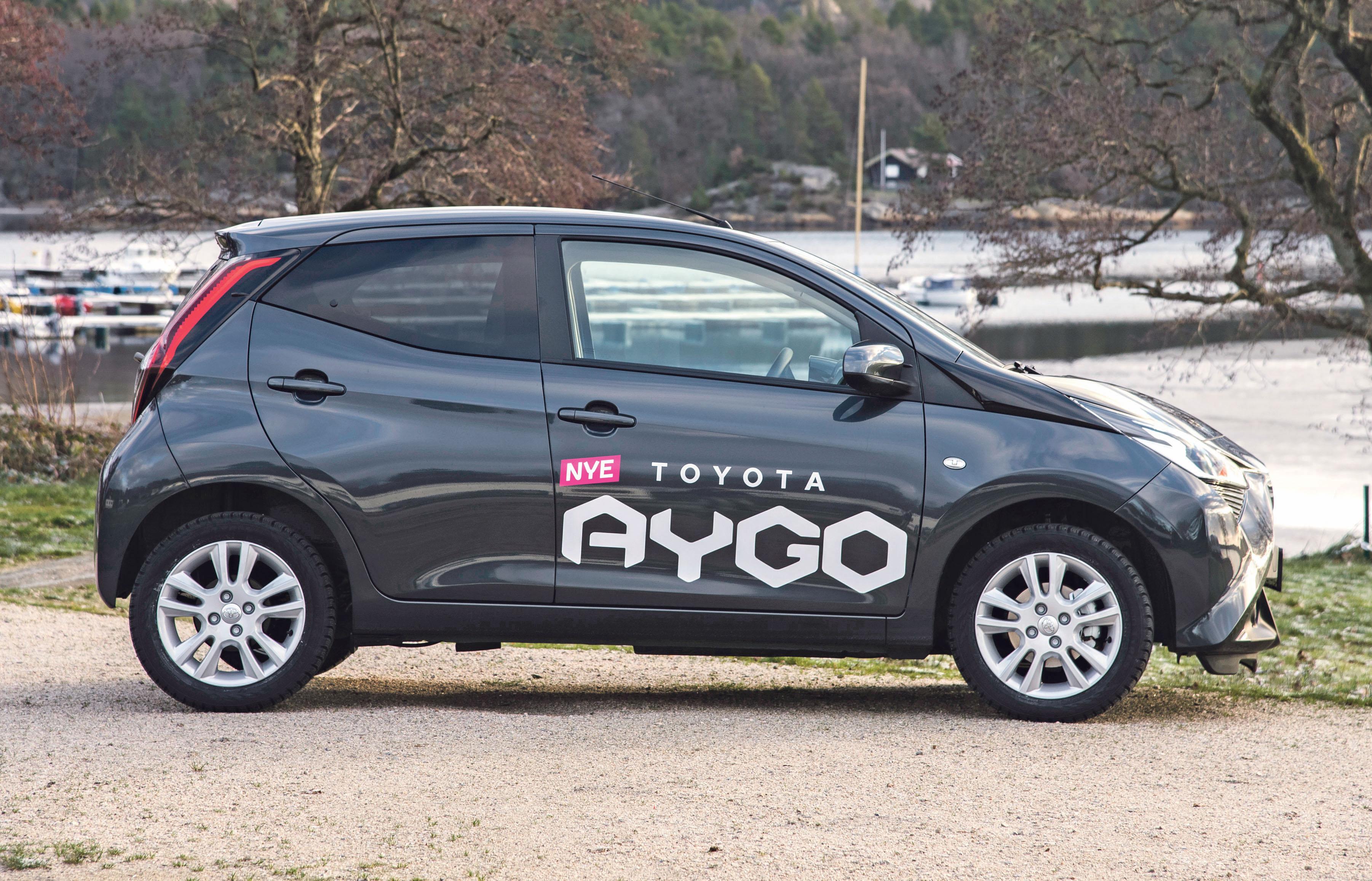 Smått Og Godt Fra Toyota