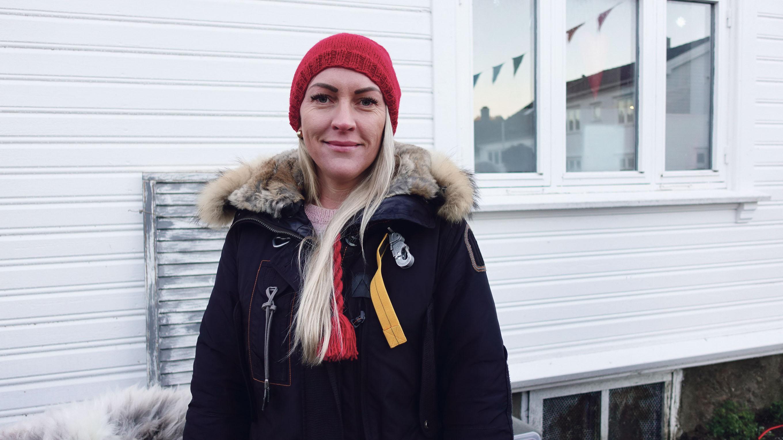 UTE I DANMARK: Anette Moe Fra Kristiansand Har Skrevet Barnebok Som Nylig Ble Lansert I Danmark.
