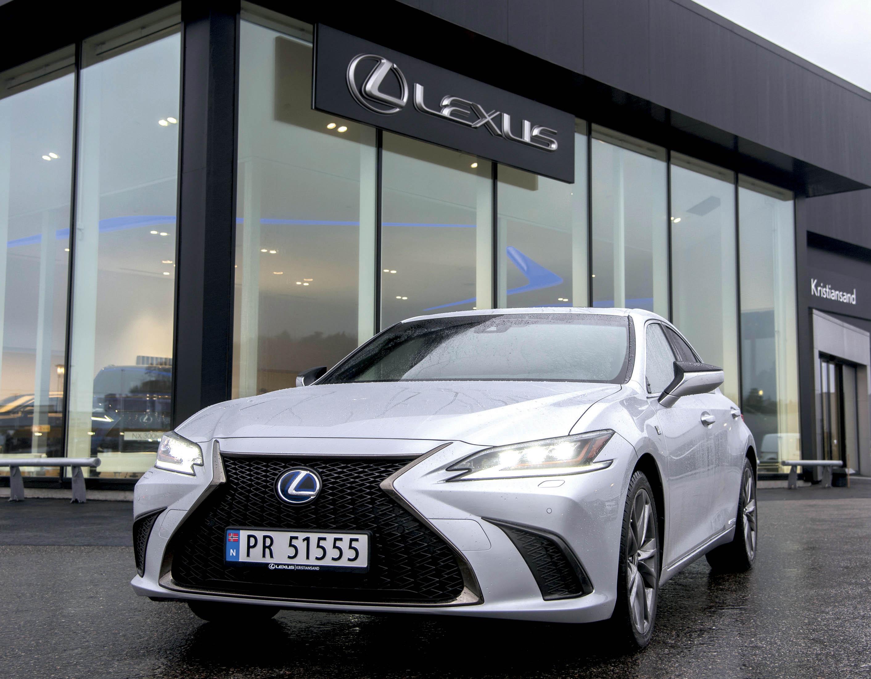 Luksus Med Lexus
