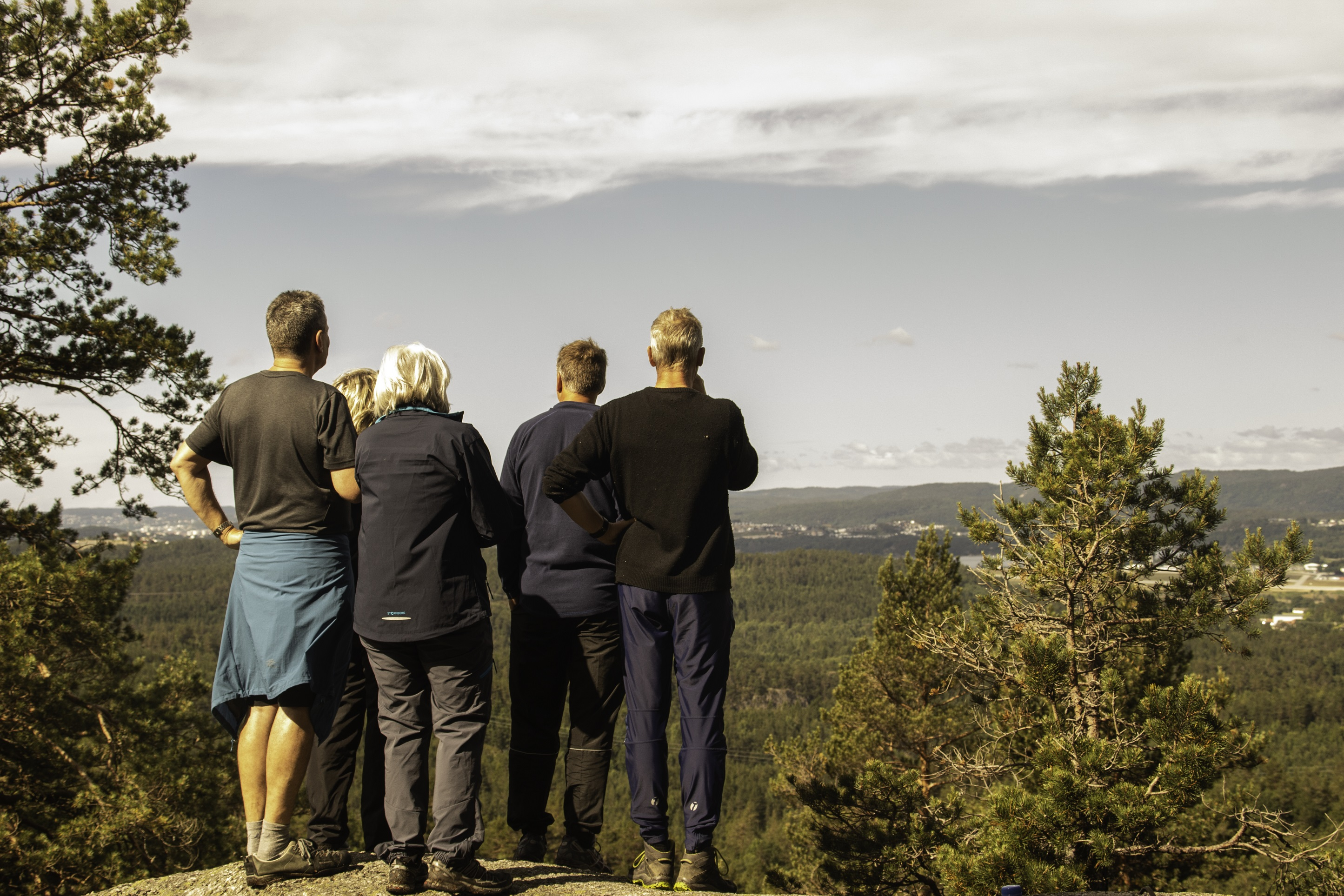 06 Utsikt Fra Rossheia Foto Ole  Jørgen Hasle