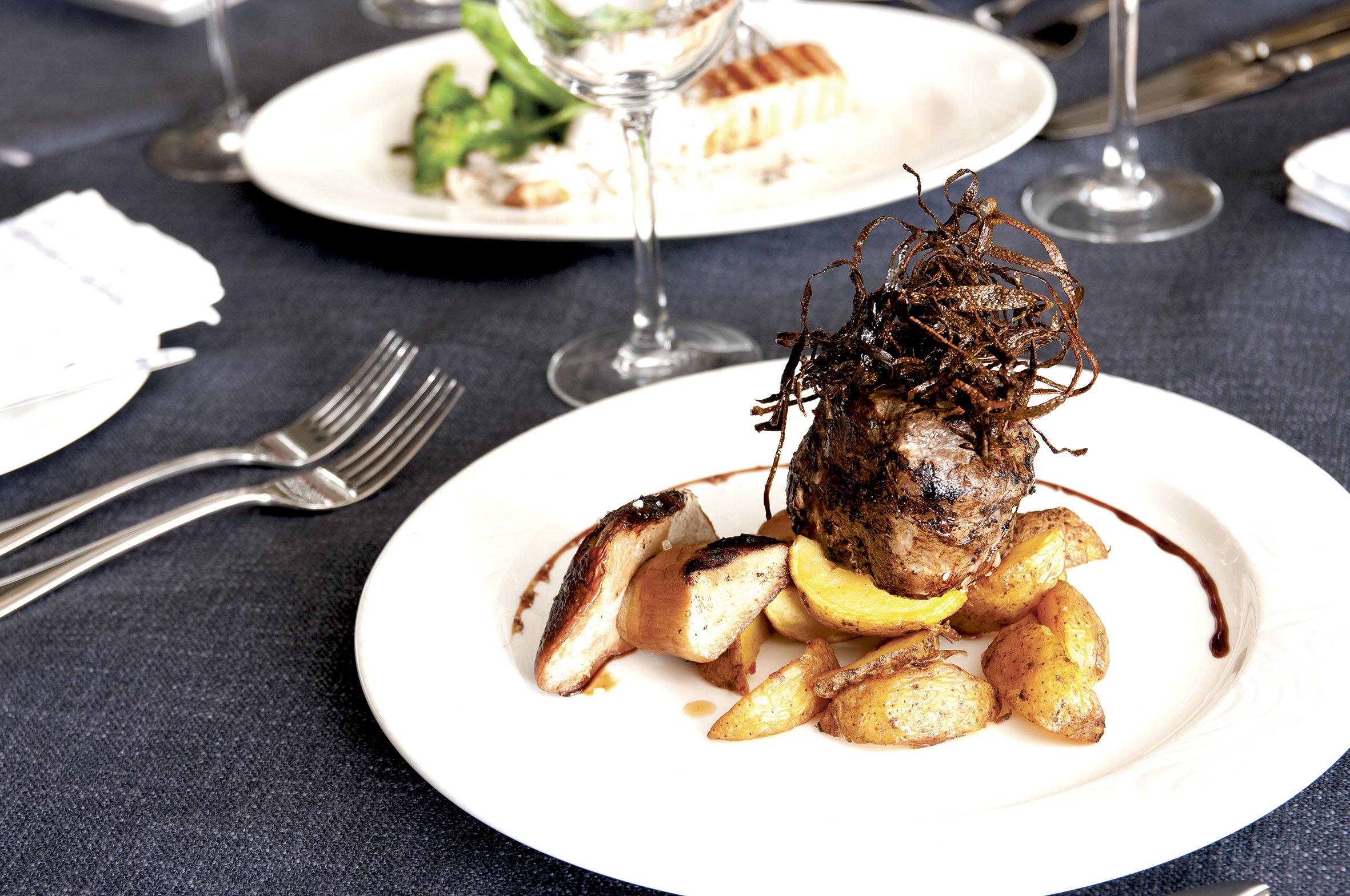 PRISKRIG: Det Er En Lite Uttalt Priskrig Blant Restaurantene I Kvadraturen. Foto: Illustrasjonsbilde