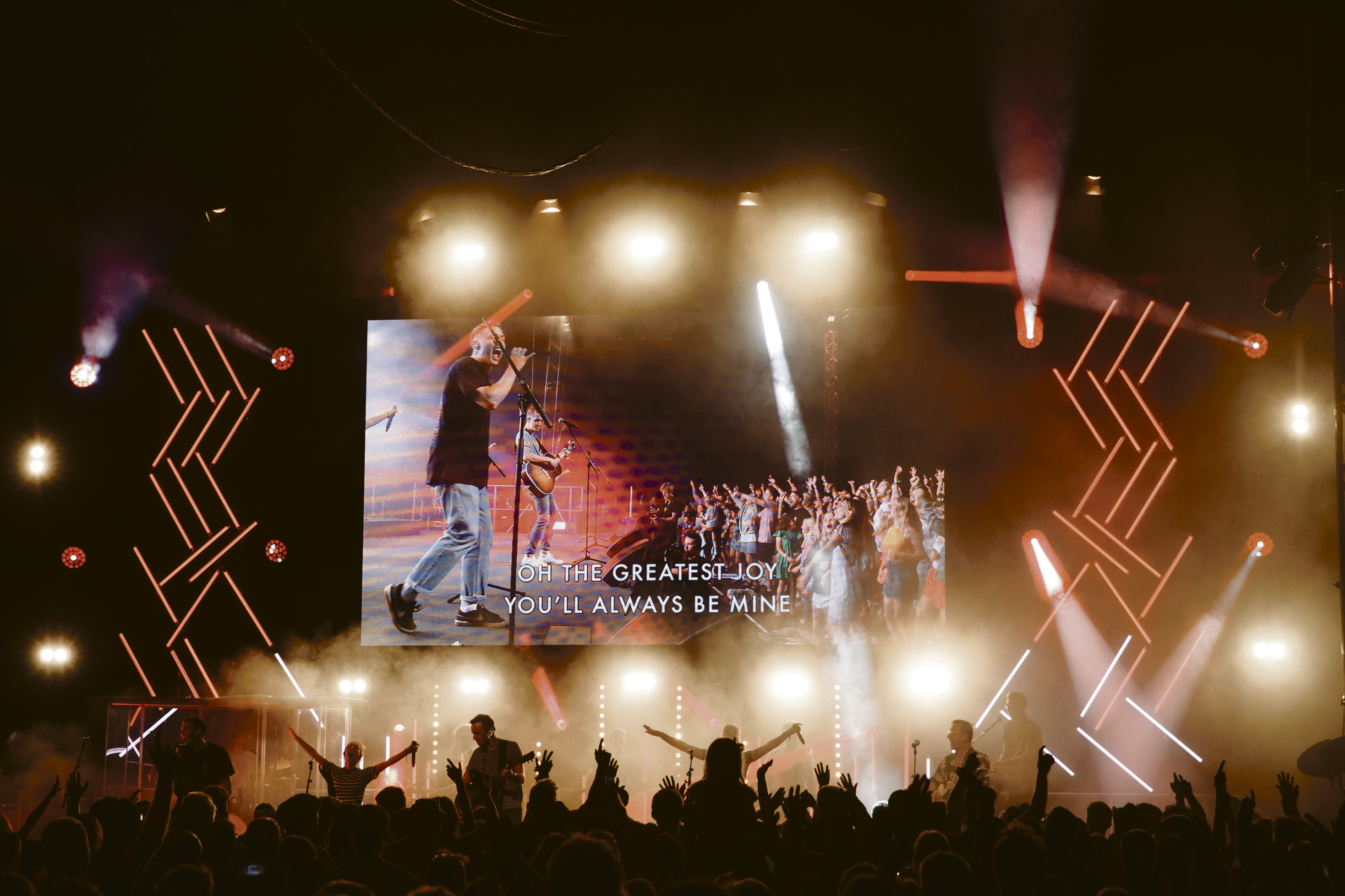 Konsert 2018  Foto: Privat