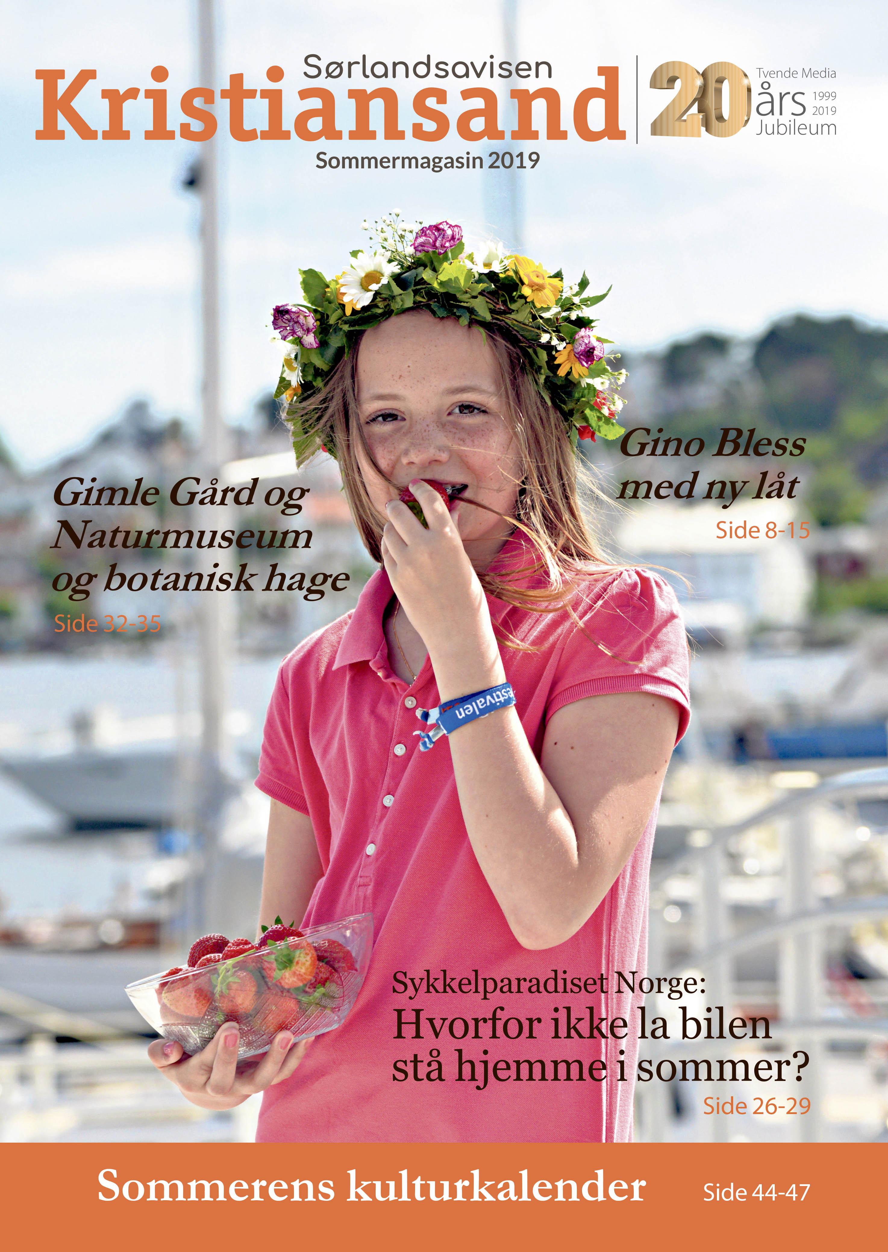 Forsiden Sommermagasin