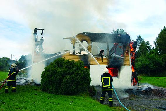 Oppfordrer Til Brannøvelser Hjemme