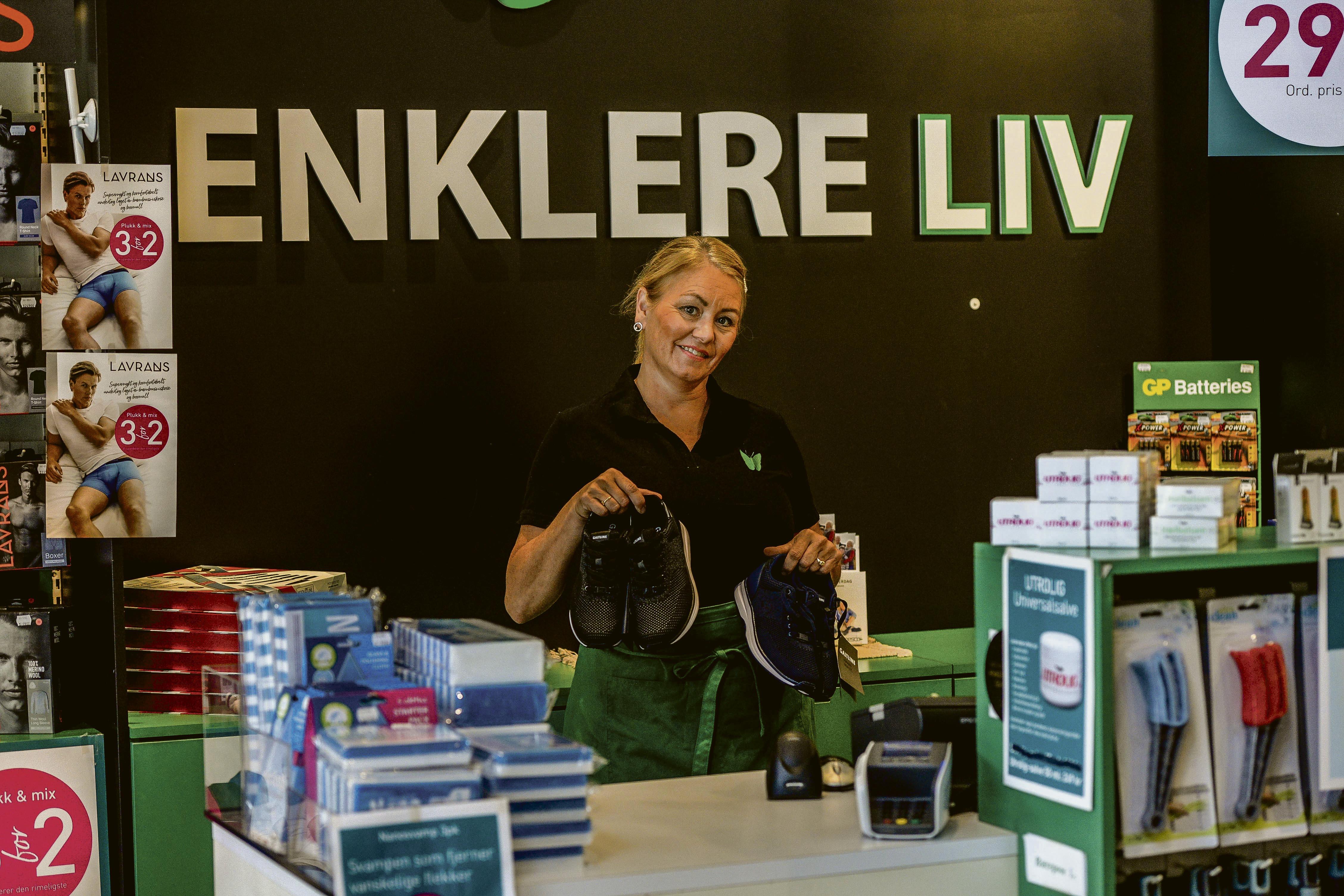 SATSET: Marianne Svendsen Satset Alt Og Skaffet Seg Sin Egen Arbeidsplass.