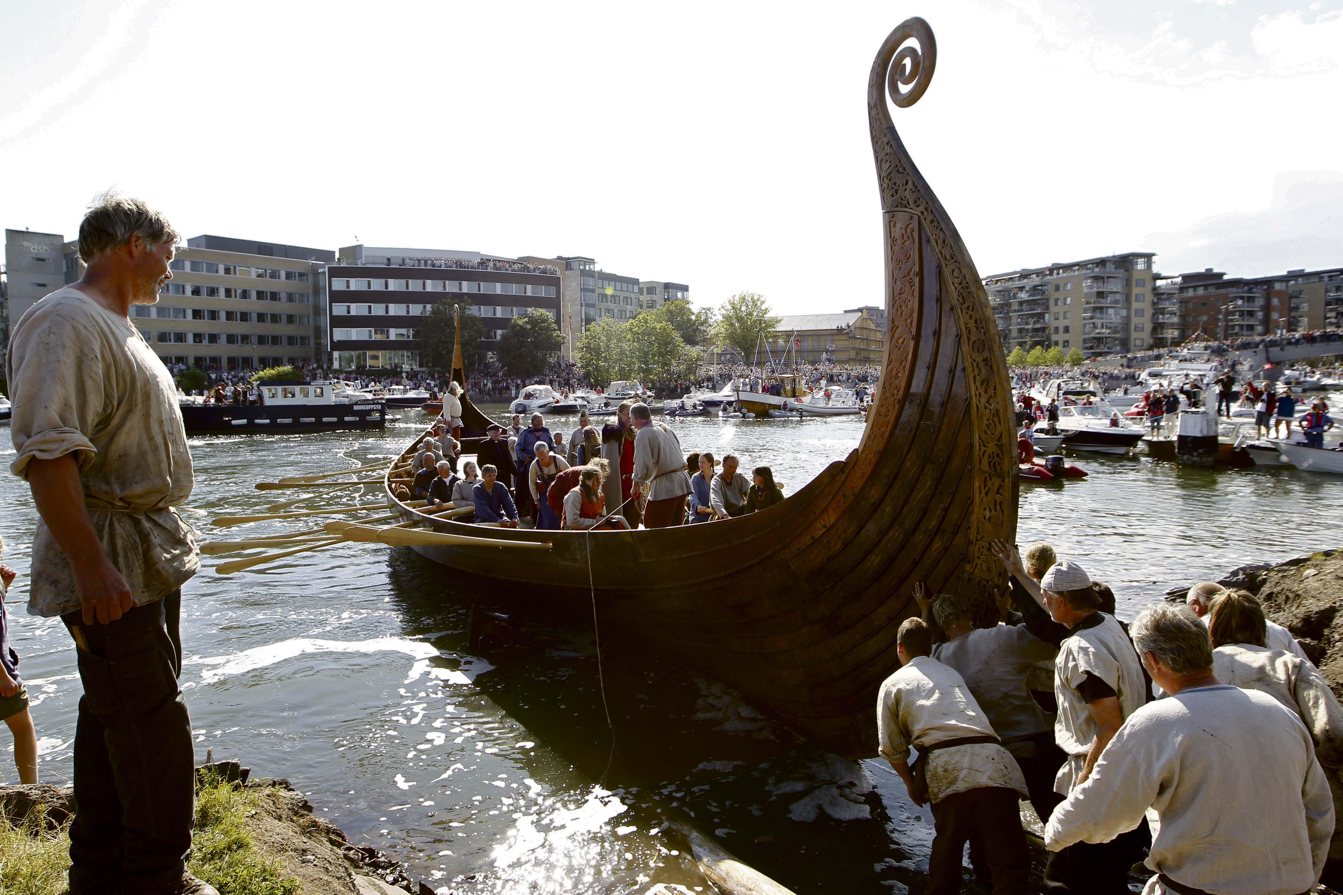 Vikinger I Vinden