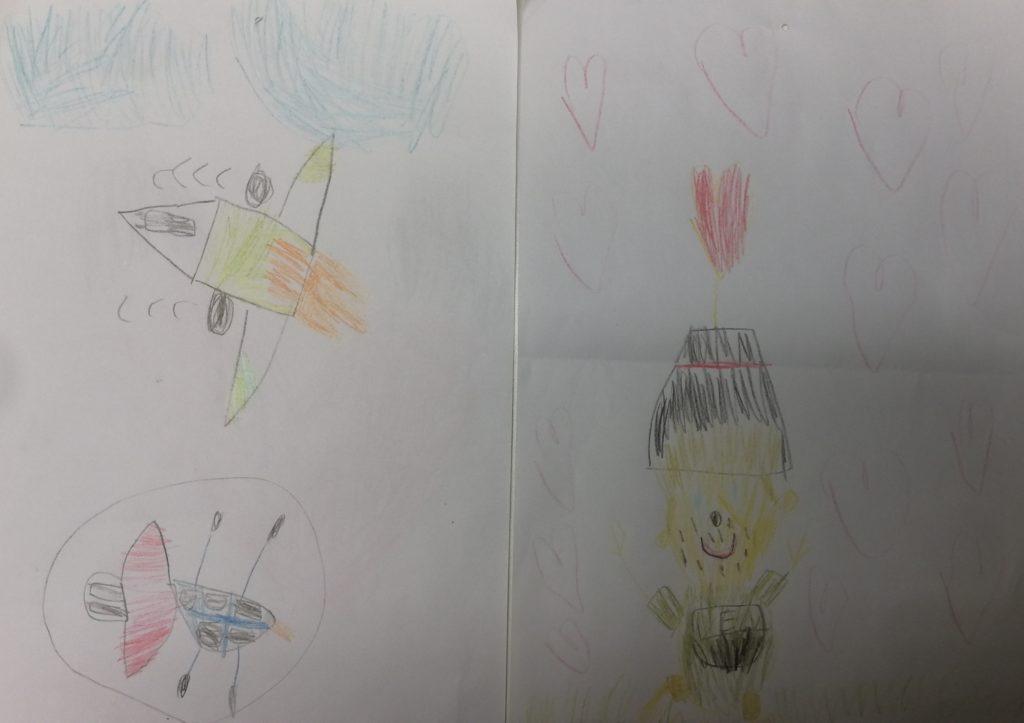 barnetegninger