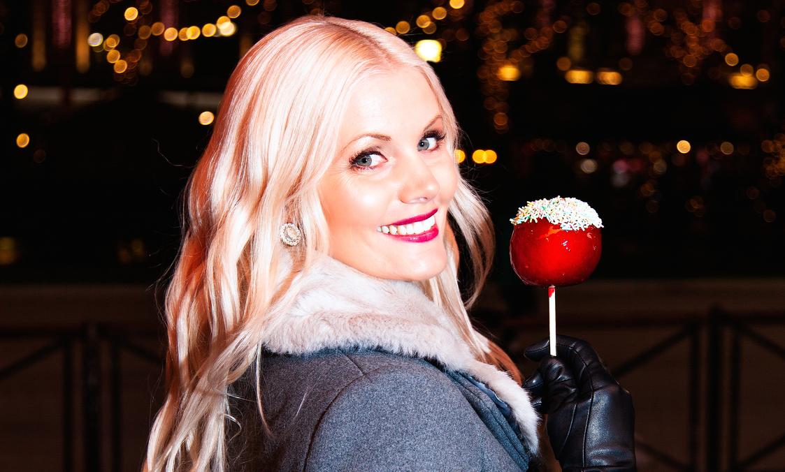 Silje Amlien Har Laget Et Nydelig Tolkning Av Have Yourself A Merry Little Christmas
