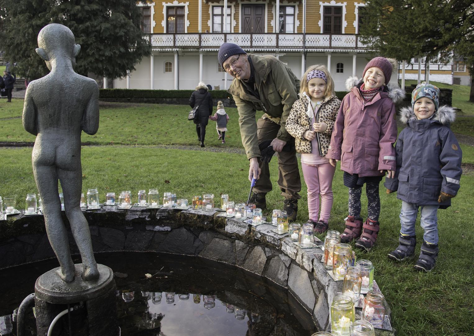 Lys I Mørketid – Kulturdag På Myren Gård