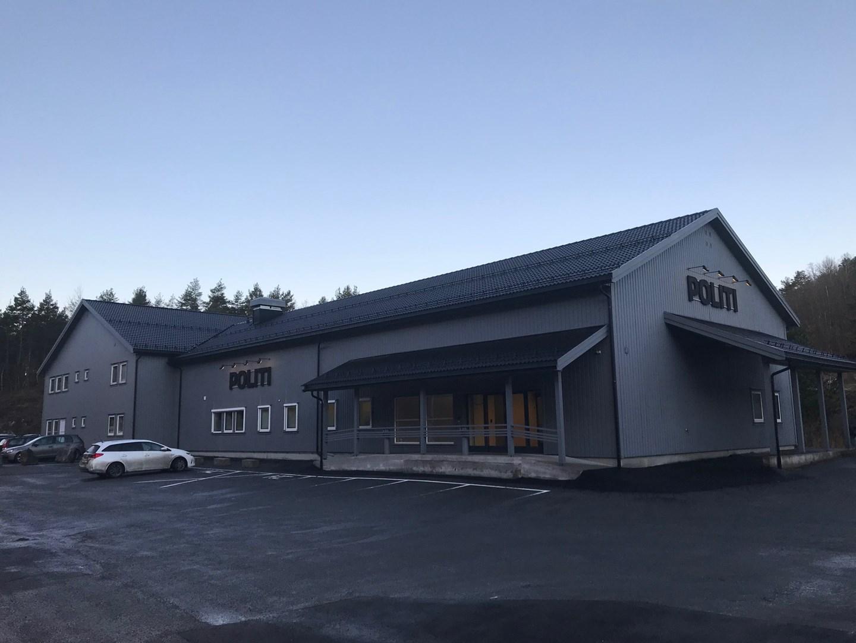 Nytt Lensmannskontor I Risør