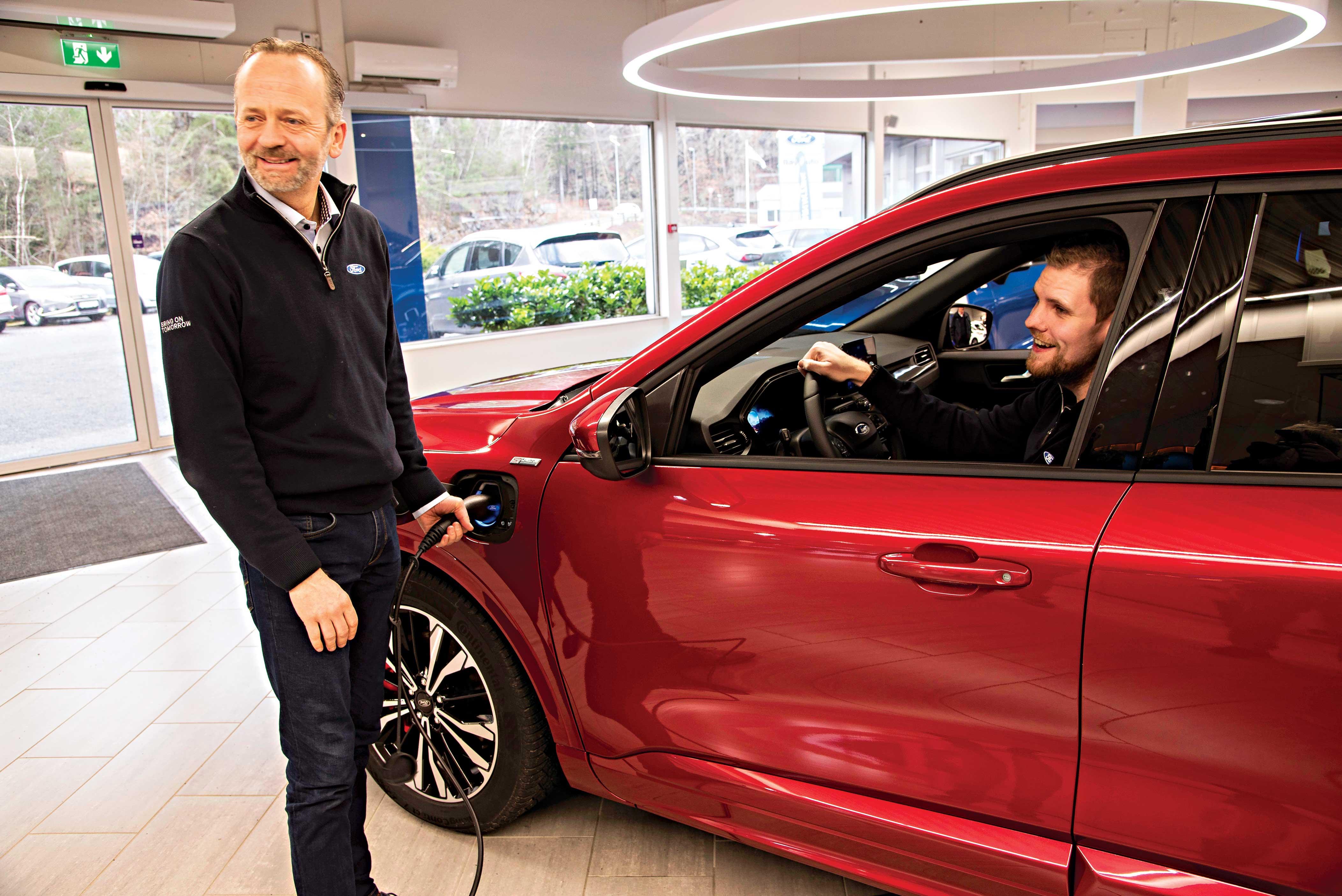 Prøvekjørt: Ford Kuga – Avgiftsvinner På Snarvisitt
