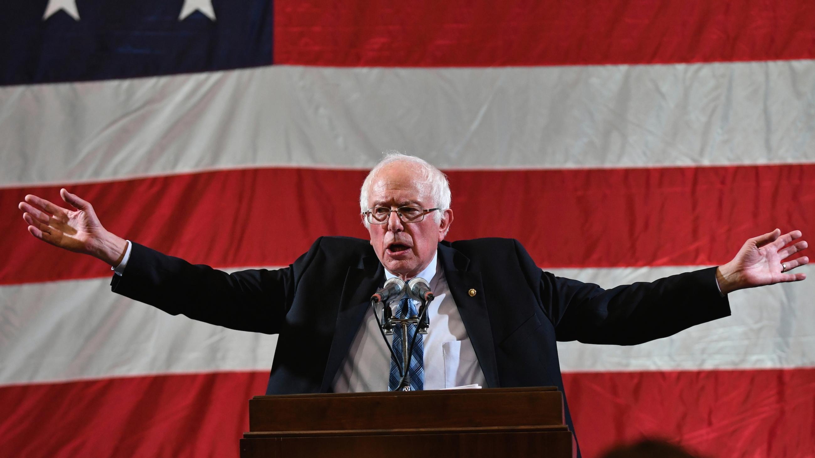 Bernie Sanders Største Problem
