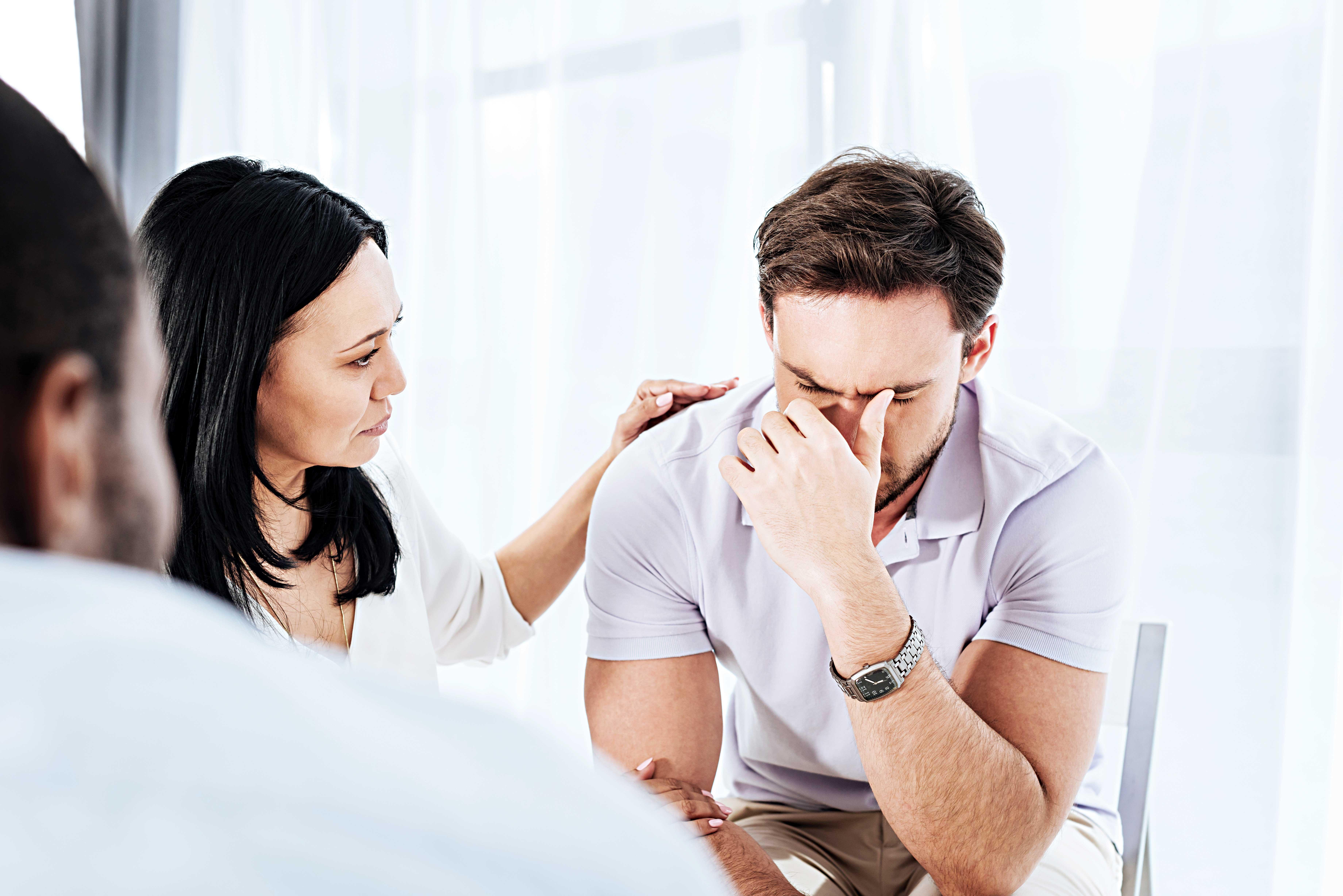 SKILSMISSE: Ektefeller Som Ikke ønsker å fortsette Samlivet Kan Kreve Separasjon Og Skilsmisse. Illustrasjonsbilde: Www.colourbox.com