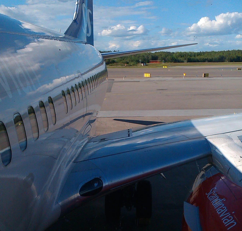 Slik Blir Flytrafikken Fra Kjevik