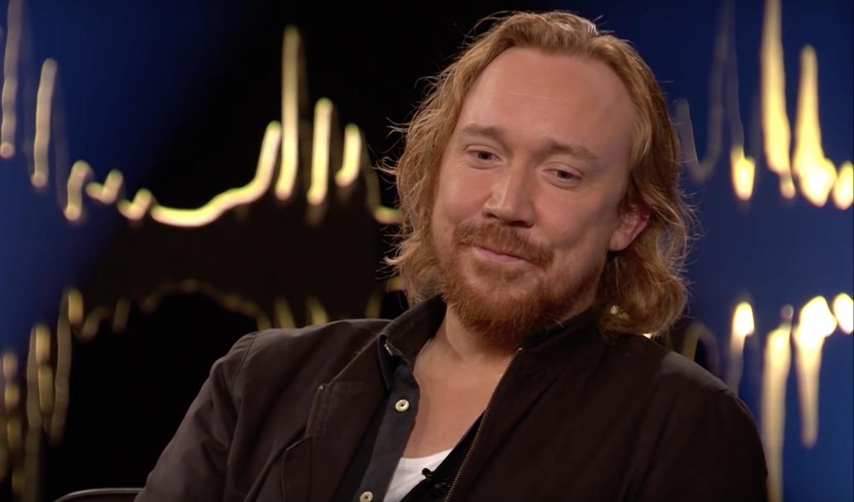 UTSETTES: Lars Winnerbäcks Planlagte Konsert I Ravnedalen For Sommeren, Utsettes Et Helt år. Foto: Skjermdump Fra YouTube/Skavlan