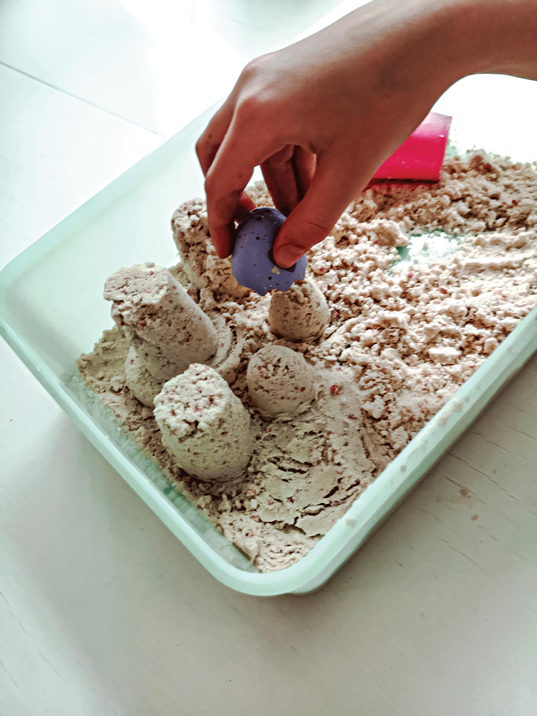 Barnas Sider – Kinetic Sand