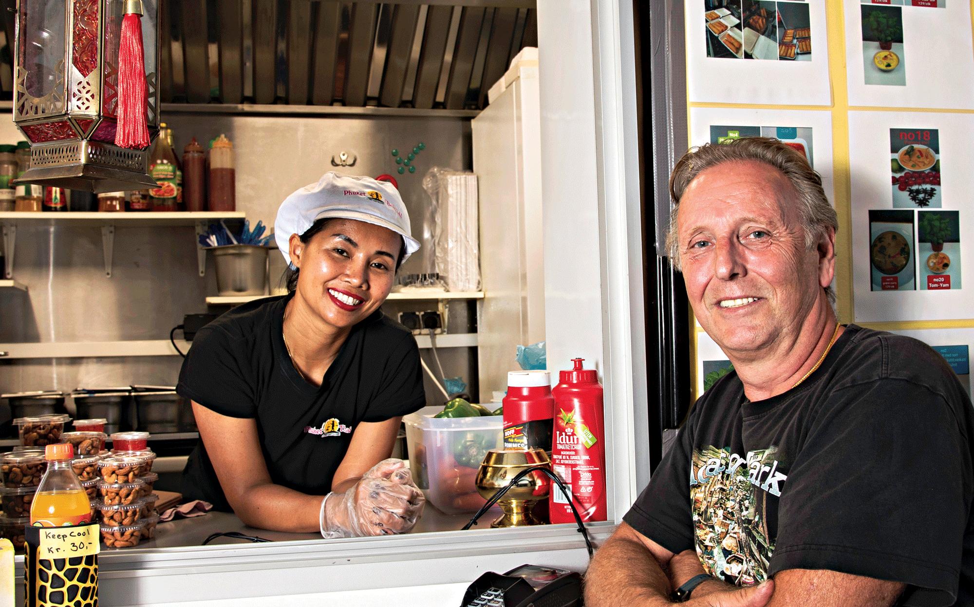Thai-mat Til Folket