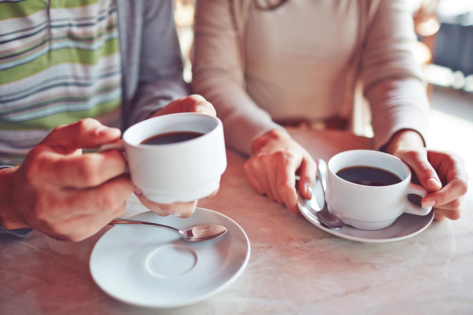 MYTEOMSPUNNET: At Den Klassiske Koppen Med Kaffe Skal Være Vanndrivende Er En Av Seiglivede Mytene På Denne Listen. Foto:Colourbox