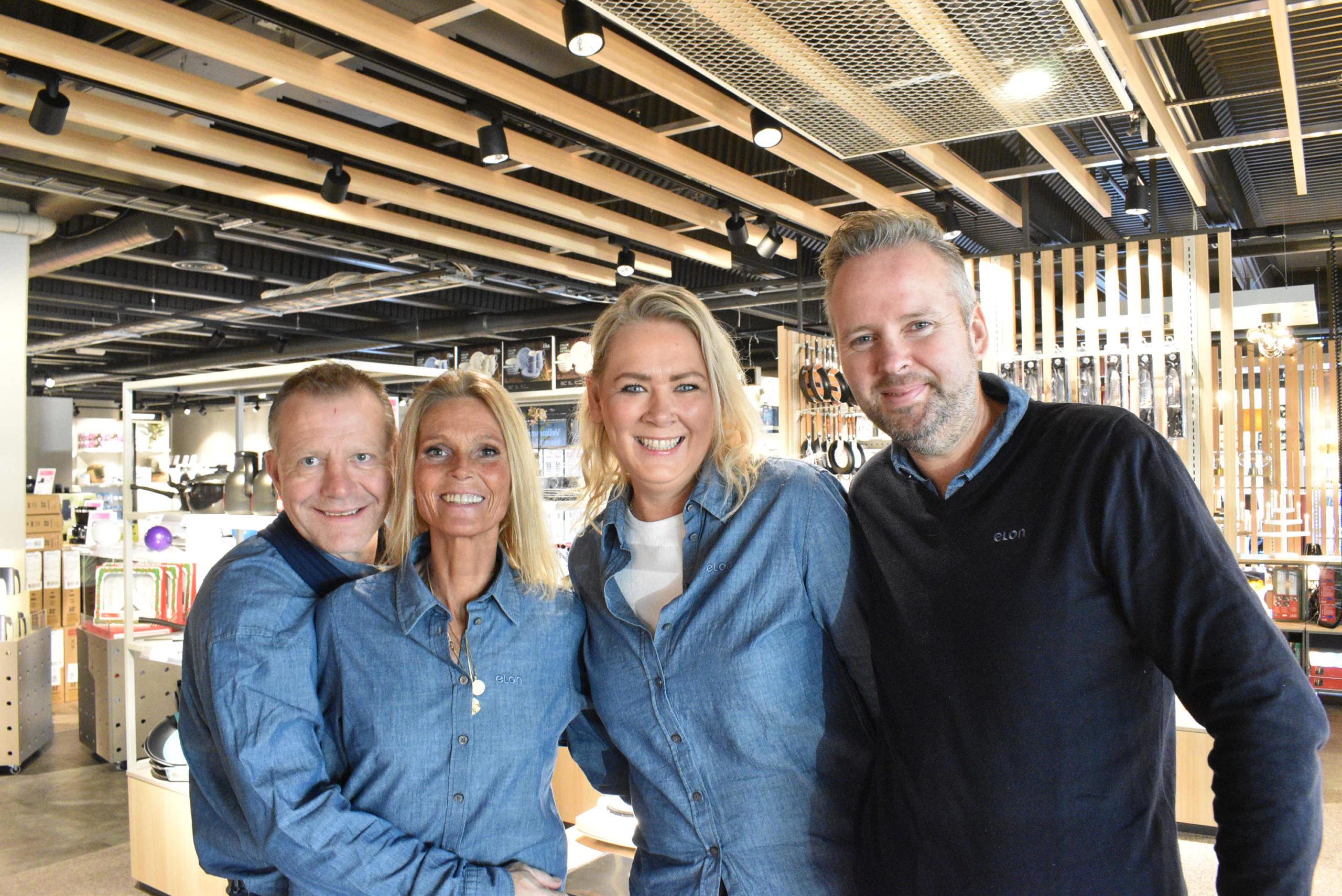 Elon Ekspanderer Kraftig – åpner Ny Butikk I Sørlandsparken