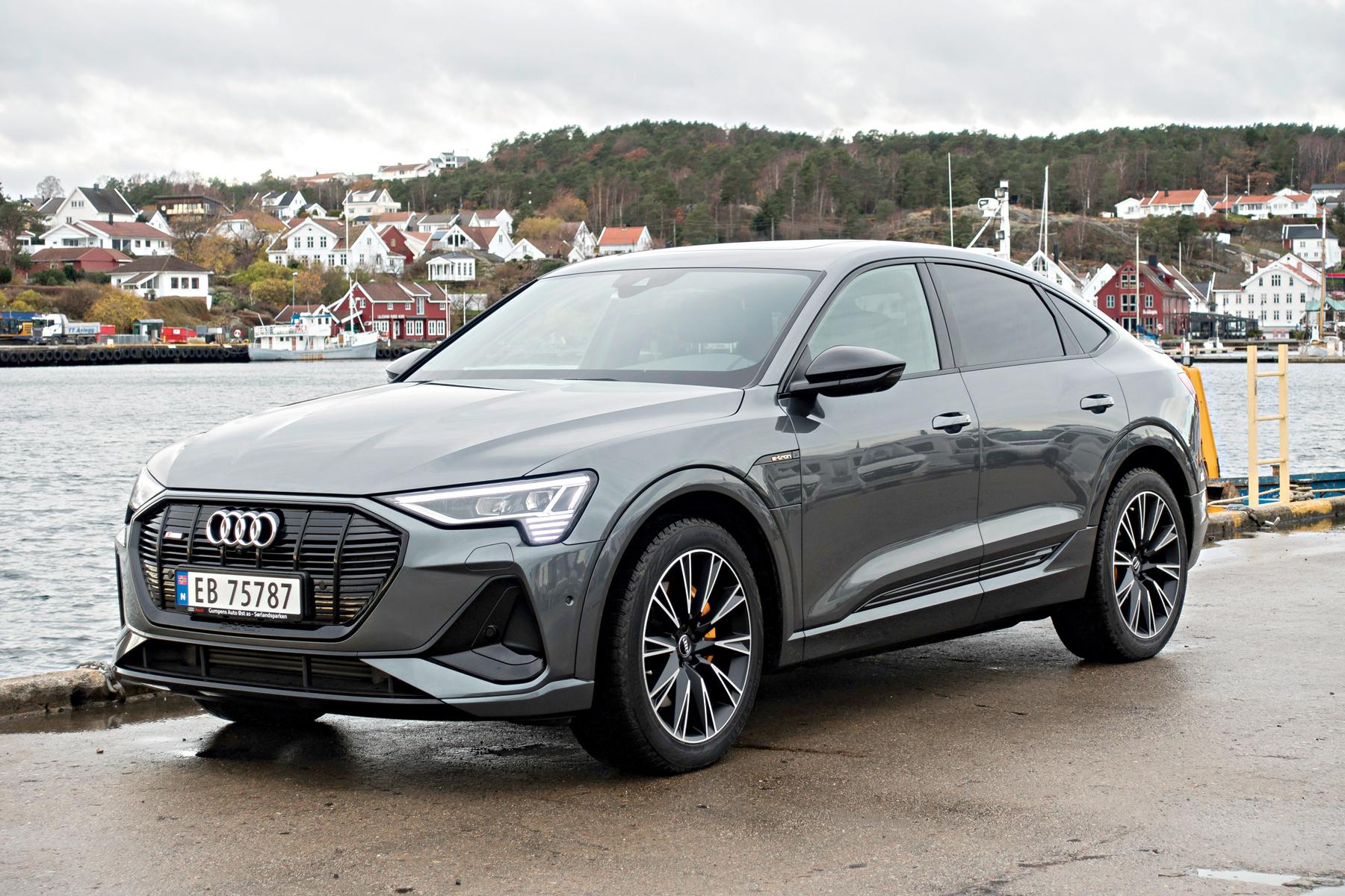 Audi På Sjarmoffensiv