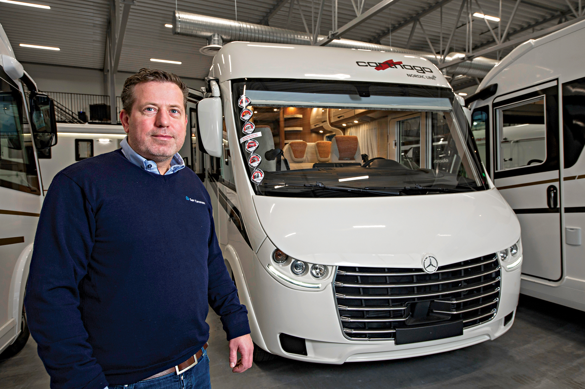Tysk Premium Hos Sør-Caravan