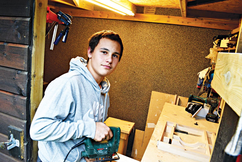 Liam – Startet Eget Firma Som 15-åring!