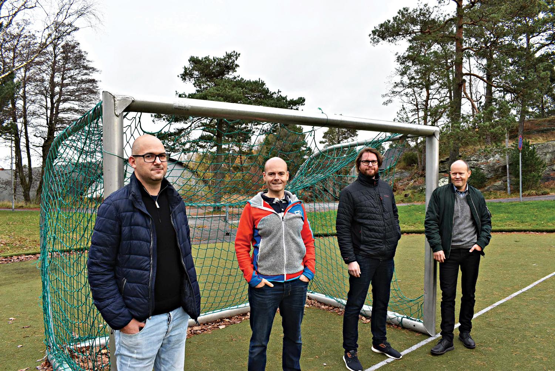 Jobber For Nye Kunstgressbaner På Tinnheia