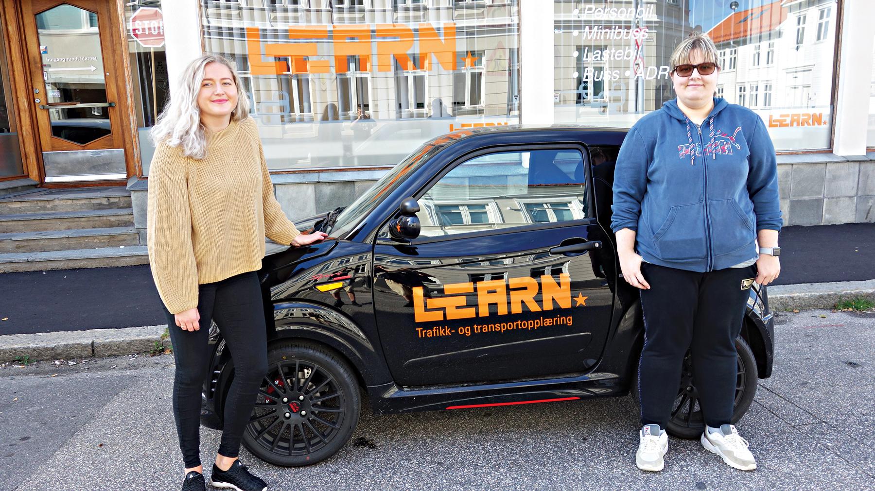 Nå Kan 16-åringer Ta Lappen På Mopedbil I Kristiansand