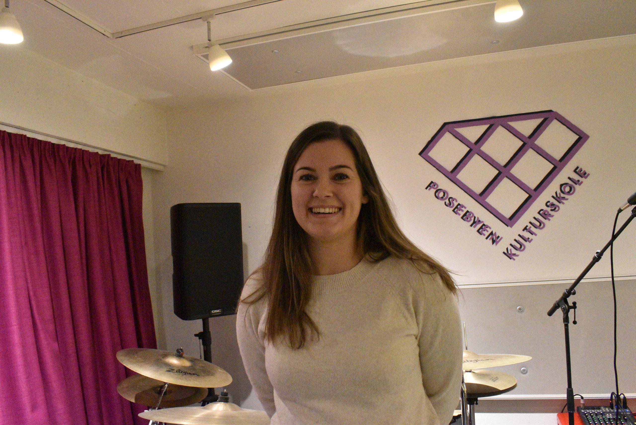 Christine Haddeland Ny Rektor Ved Posebyen Kulturskole