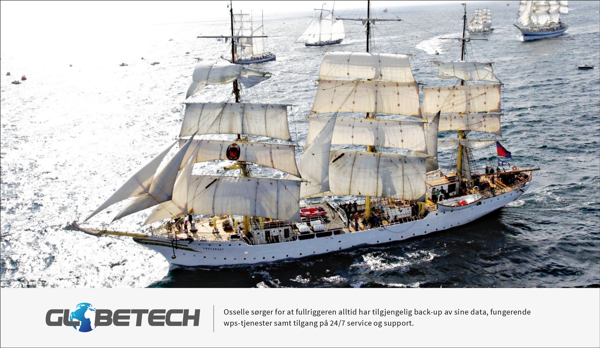 Sikre Og Robuste IT-løsninger  For Skip Og Offshore